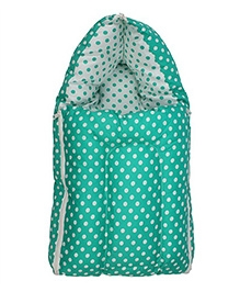 Luk Luck Port Baby Sleeping Bag - Green