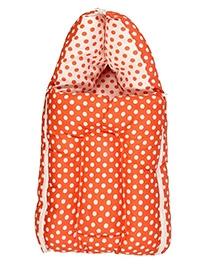 Luk Luck Port Baby Sleeping Bag - Orange