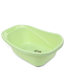 baby bath tub light green best deals with price comparison online shopping price. Black Bedroom Furniture Sets. Home Design Ideas