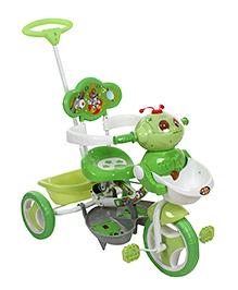 Mee Mee Tricycle Robot Design Green - MM-235