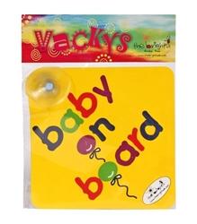 Vackys Baby On Board