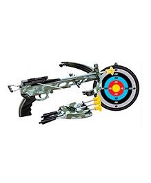 Adraxx Archery Sport Crossbow Toy - Black And Grey