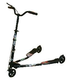 Adraxx Mini Swing Flicker Bike - Black