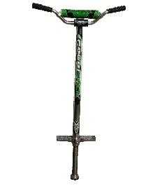 Adraxx Pogo Stick For Adults - Green