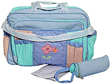 Diaper Bag - Multicolored