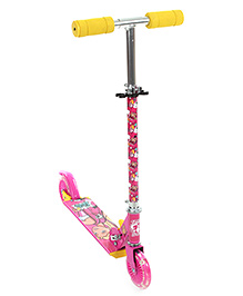My Baby Excel Barbie Scooter - Pink