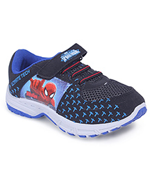 Spider Man Casual Shoes - Black