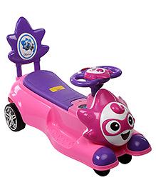 Twister Ride-On Wisdom Imprint Pink And Purple - 6607