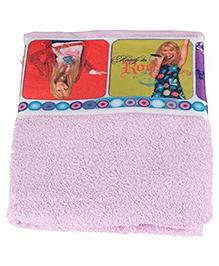 Disney Hannah Montana Towel - Pink