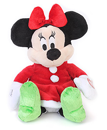 Minnie Mouse Animated Soft Toy - 21 Cm