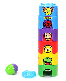 K's Kids Smart Stacker Cups - 8 Pieces