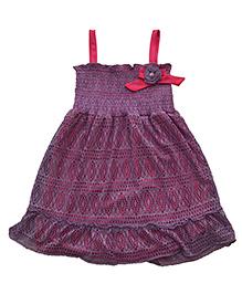 Tiny Closet Cover Up Dress - Purple