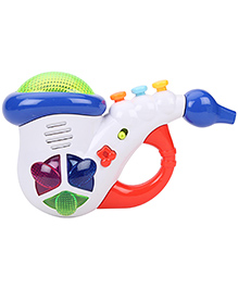 Musical Baby Toy Instrument - Red And Blue