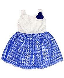 Winakki Kids Dress - Blue