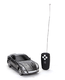 Remote Controlled Toy Car - Grey