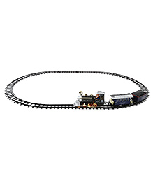 Classic Remote Controlled Train And Track Set