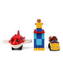 Lego Duplo Airport Construction Set - 29 Pieces