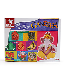 Toy Craft Get Going With Ganesha Art Kit