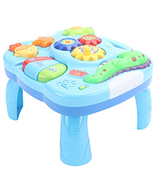 Learning Musical Game Table - Blue