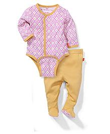 Magnificent Baby Adorable Set - Pink & Beige