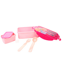 Barbie Medium Lunch Box - Pink