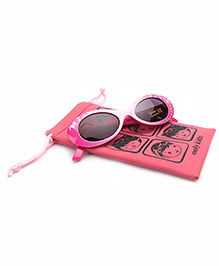 Barbie Kids Sunglasses With Pouch