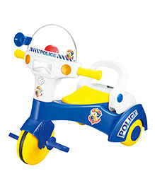 Happy Kids Tricycle - Blue