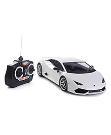 Mitashi Lamborghini LP 610 4 Remote Controlled Car - White