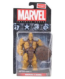 Avengers Marvel Infinite Series Korg Action Figure - 12 cm