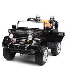 Marktech Battery Operated Bolero Jeep Black - JE245-BLK