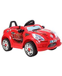 Marktech B Wild Battery Operated Car - Red
