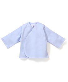 Dear Tiny Baby Long Sleeves Vest - Blue