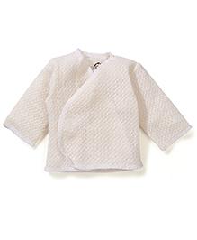 Dear Tiny Baby Long Sleeves Vest - Beige