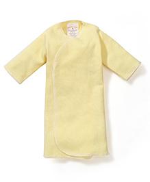 Dear Tiny Baby Long Sleeves Vest - Yellow