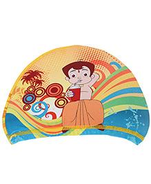Chhota Bheem Printed Swimmimg Caps - Multi Color