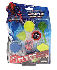 Majorette Spider Man Blister Battle Pack