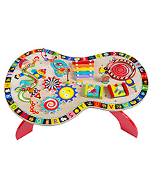 Alex Toys Sound And Play Busy Table - Multicolor