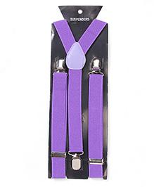 Kid-o-nation Suspenders - Purple