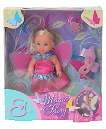 Simba Steffi Love Evi Magic Fairy Doll - Pink
