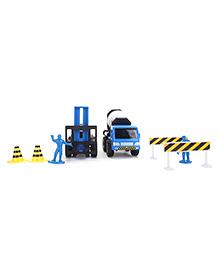 Maisto Fresh Metal Rapid Repair Vehicle Set - Blue