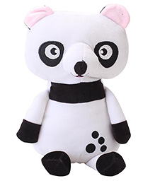 Playtoons Panda Soft Toy White Black Height- 12 Inches