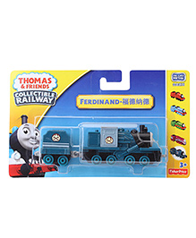 Fisher Price Thomas And Friends Collectible Ferdinand Railway - Blue