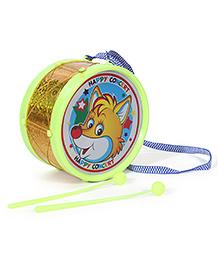 Toy Kraft Juniors Musical Drum - Green