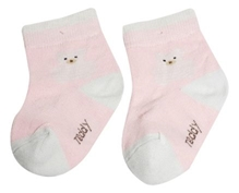 Cotton Socks - Cute Teddy