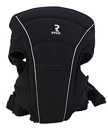 Ryco 3 Way Baby Carrier - Black