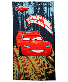 Disney Printed Towel - Red