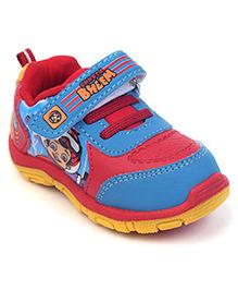 Chhota Bheem Casual Shoes - Red Blue