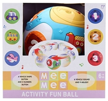 Mee Mee - Activity Fun Ball