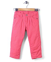 Sela Full Length Pants - Coral