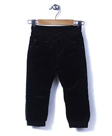 Sela Full Length Pants - Charcoal
